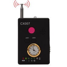 CX007 Multi-function RF Signal Camera Phone GSM GPS WiFi Bug Detector Finder With Alarm For Security