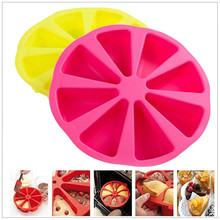 1pcs/lot Round shape Silicone Muffin Cases Cup Cake Cupcake Liner Baking Mold Cakes Bakeware Maker Kicthen Cooking Gadget Tools