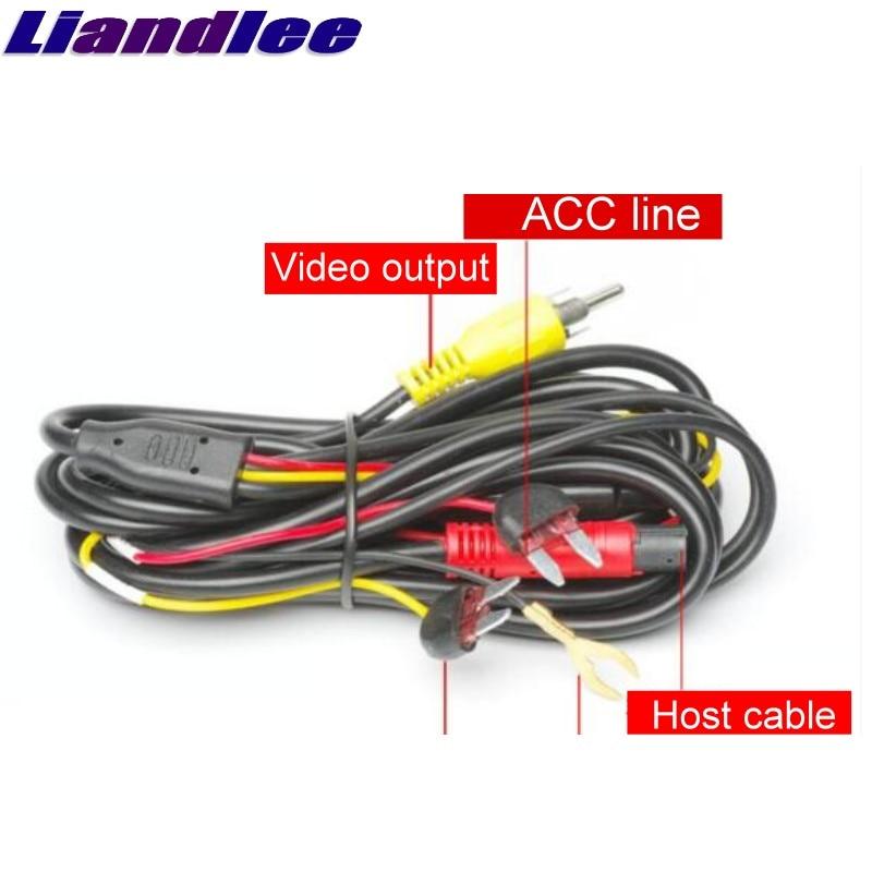 Liandlee For Mercedes Benz C MB W204 2007~2014 Car Black Box WiFi DVR Dash Camera Driving Video Recorder 21