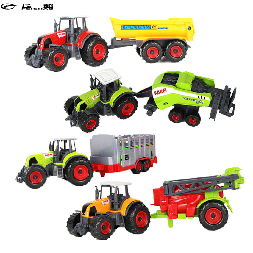 1-32ABS-Agricultura-Farmer-Car-Model-toy-Grain-Harvesters-Farm-Tractor-Grain-Loader-Educational-Model-Vehicle (1)_