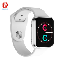 Bluetooth smart watch 42mm smartwatch case for apply iphone and samsung sony xiaomi Huawei android phone(China)
