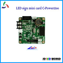 c-power1200 mini led sign controller(China)