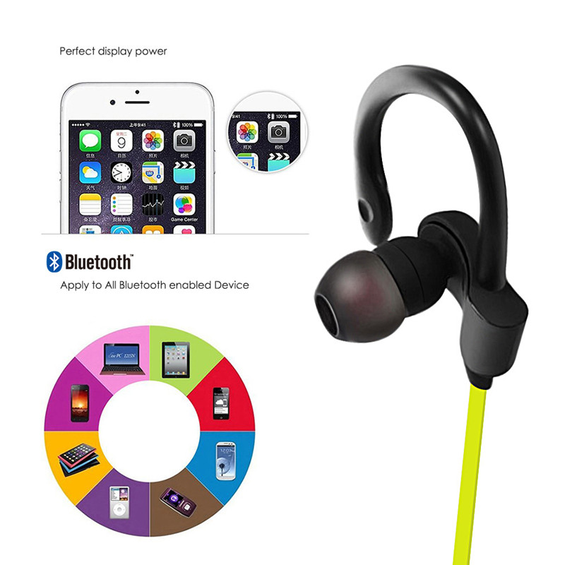 Free Shipping 2017 hot new products future sport sweatproof premium bluetooth earphones