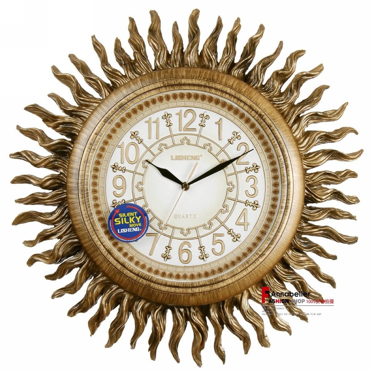 Amazoncom Patton Wall Decor 18 Antique Wall Clock