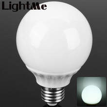 LED Global Ball Bulb Energy Saving 1080Lm E27 12W 170 - 240V White Light with Opal Shape for Commercial Home Led Lighting Decor