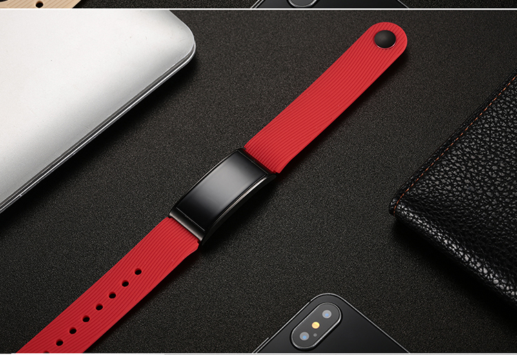 Microwear X3 IP68 Waterproof smart fitness bracelet pedometer blood pressure smart wristband Android iOS fitness tracker 12