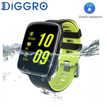 Smart Watch DIGGRO GV68 IP68 waterproof MTK2502 Sport Bluetooth 4.0 Heart Rate Monitor Smartwatch Pedometer Android IOS - Home Trends store
