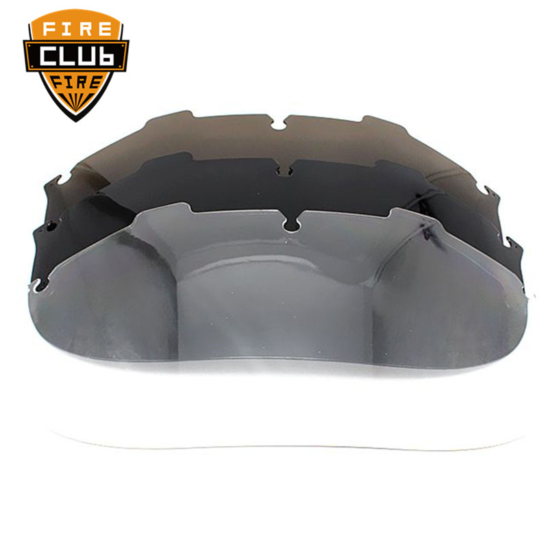 Windscreen For Harley 1996-2013 FLHX CVO Touring Bolt Double Bubble Windshield