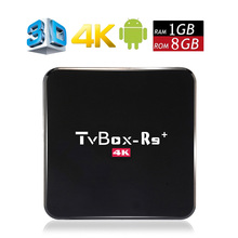 2016 high quality Mini TV BOX R9 + Android5.1 Quad-core RK3229 Network Player 8G 4K HD Streaming Media Player
