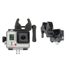 New Sportman Mount Use For Gopro Hero 1 2 3 3plus Hunting Shooting An Arrow Suitable Pole Diameter 10-25mm VHA17 T0.11