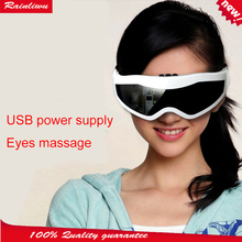 USB power Eyes protection device Eye massage instrument Relieve fatigue Restoring vision Electric instrument(China)