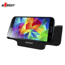 Effelon Wholesale Horizontal Type Desktop Battery Charging Cradle, Dual Docking Station For Samsung Galaxy S5