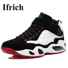 Buy Ifrich Mens Shoes Running Autumn Winter Mens Run Shoes Sport Walking Comfortable Sneakers Air Black Mens Sports Shoes Running for $26.50 in AliExpress store