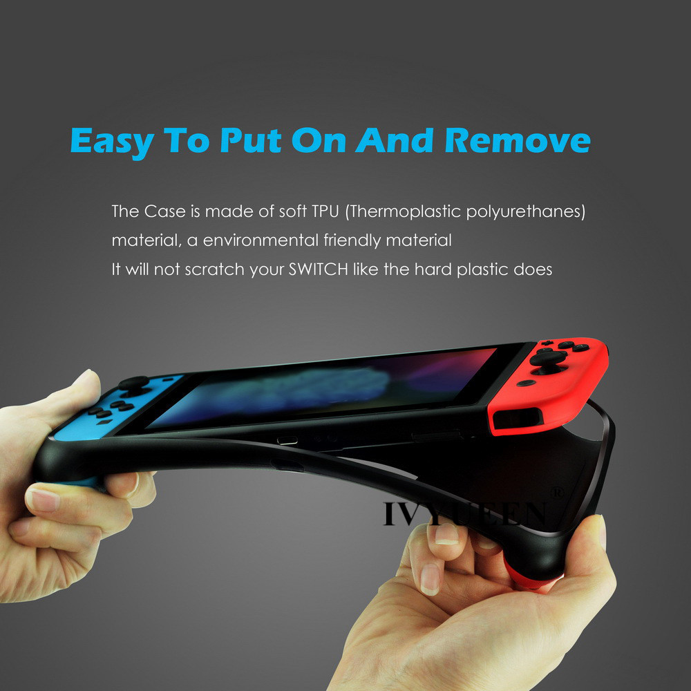 for Nintend switch handle grip 0