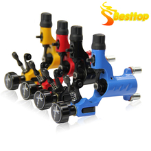 Dragonfly Rotary Tattoo Machine Motor Liner Shader Silent Running Tattoo Gun for Body Art Tattoo