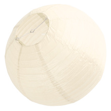 "SZS Hot 1 x Chinese Japanese Paper Lantern Lampshade for Party Wedding, 50cm(20"") Creamy-white"
