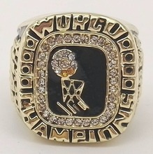 Factory Direct High Quality 2006 Miami Heat Basketball custom sports Replica World Championship Ring