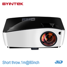 Auto Keystone BD518ST 4000ANSI Video Home Theater Short throw Daylight HDMI DLP Projector 1080p full HD 3D Russian Korean