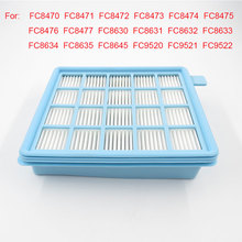 Vacuum Cleaner Filters Hepa Filter for Philips Vacuum Cleaner FC8470 FC8471 FC8472 FC8473 FC8474 FC8476 FC8477 FC8630 FC8631