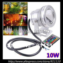 DC12V 10W Underwater Led Pool Lamp(China)