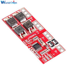 4S 30A Li-ion Lithium Battery 18650 Charger Protection Board Module 14.4V 14.8V 16.8V Overcharge Over Short Circuit High Current