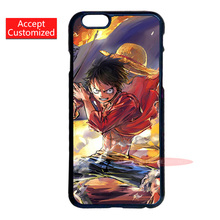 Monkey D. Luffy Fighting One Piece Phone Case Cover for LG G2 G3 G4 iPhone 4 4S 5 5S 5C 6 6S 7 Plus iPod Touch 4 5 6