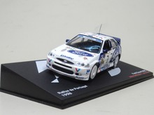 IX O 1:43 Ford Escort WRC 7# 1998 boutique alloy car toys for children kids toys Model Original packaging(China)
