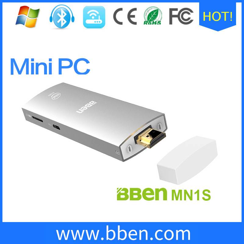 Bben mini pc windows 10&amp; andriod 5.1 dual os 2gb/32gb mini pc stick computer Z8350 cpu quad core bluetooth 4.0 mini pc computer <br><br>Aliexpress