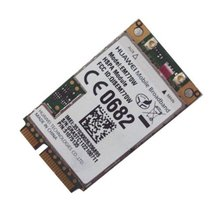 Unlocked Huawei Em770w Wwan Wireless 3g Gps 14.4mbps Wcdma Hsdpa Hsupa Mini Pci-e Network Wifi Card 3g/2g Modem Internal Laptop(China)