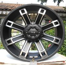 SUV 16 17 18 20 Inch 5x150 5x139.7 6x135 6x139.7 Car Aluminum Alloy Wheel Rims(China)