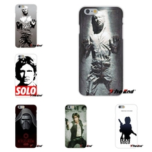 Star Wars Han Solo Frozen in Carbonite Cool For Sony Xperia Z Z1 Z2 Z3 Z5 compact M2 M4 M5 E3 T3 XA Aqua Silicone Case(China)