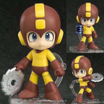 NEW 1pcs 10cm pvc Japanese anime figure Rockman 55B6# Nendoroid action figure collectible model toys brinquedos<br><br>Aliexpress