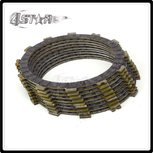 Motorcycle Clutch Plate Disc Set Friction For BMW F700GS 2013 2014 2015 F800GS 11-16 F800GT F800R 09-16 F800S F800ST 06-12(China)