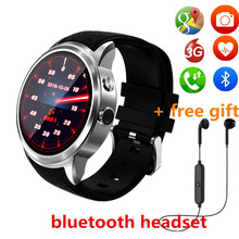 2017 Hot X200 8GB Waterproof Smart Watches Phone Android 5.1 Bluetooth Smartwatch Phone 3G WCDMA GPS Wifi Google Play Store(China)