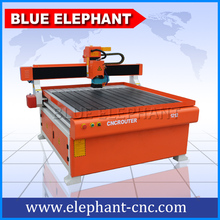High quality woodworking machine 1212 cnc router with dust collector
