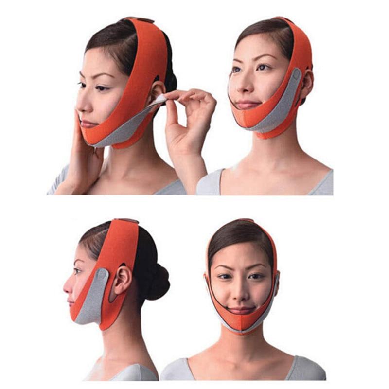 Эффективная маска для похудения лица