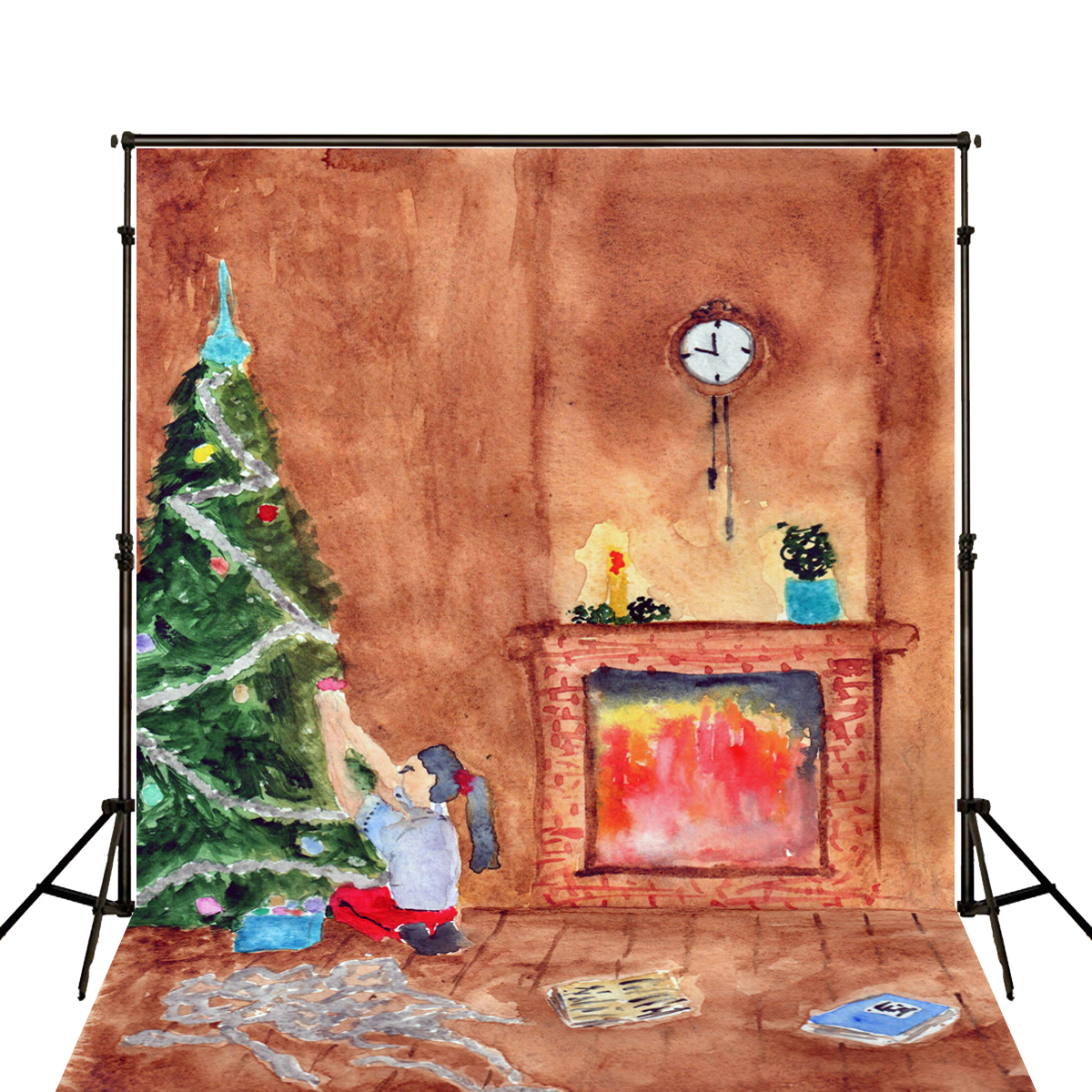 photography background Cartoon painting Photo Background children Photographic Backgrounds for Photo Studio<br><br>Aliexpress