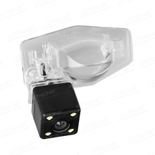 Waterproof Car Rear View Camera For Honda CRV 2012-2014 Jade Accord Crosstour 160 Degree Wide Angle Lens Car Reversing Camera(China)