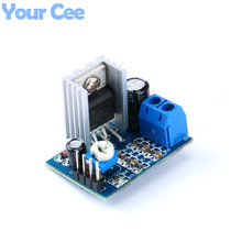 2 pcs DIY Kit Parts 6-12V Single Power Supply Audio Amplifier Board Module TDA2030A Module TDA2030(China)