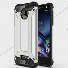 For Motorola Moto Z Phone Case Silicone Cover For Motorola Moto Z Driod XT1650 Case Shockproof Hard Tough Rubber Hybrid Armor(China)