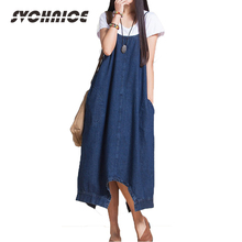 Summer Denim Women Jeans Rompers Overalls Female Loose Hip Hop Streetwear Baggy Jeans Wide Leg Pants Jeans Jumpsuit For Women