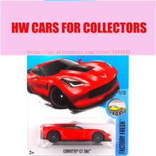 2017 Hot Litter 1:64 Car wheels collector corvette c7 z06 Metal Diecast Cars Collection Kids Toys Vehicle For Children Juguetes(China)