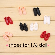FOR icy blyth doll 1/6 30cm shoes bjd neo only for joint body gift toy(China)