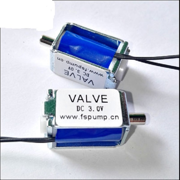solenoid valve:micro/DC3V/gas/single pass type/normally open type    lzx<br><br>Aliexpress