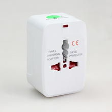 Worldwide Universal Electrical Plug Travel Power Charger Adapter For AU/UK/US/EU Trip Using Home Business Computer Good Outlet
