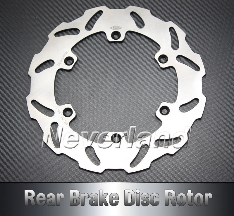 New Motorcycle Rear Brake Disc Rotor for Suzuki RM 125 250 RMX S 250 DRZ E 400 DRZ S 400 Freeshipping D20<br>