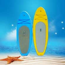 Simple inflatable stand up paddle board different colors drop stitch surfboard with all standard accessories
