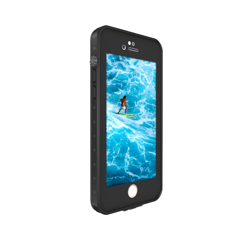 10.For iphone 7 8 plus waterproof case