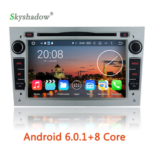32G ROM Octa Core 2GB RAM Android 6.0.1 for Opel Vectra C D Vivaro Meriva Antara Astra Corsa Zafira Car DVD Player Radio GPS