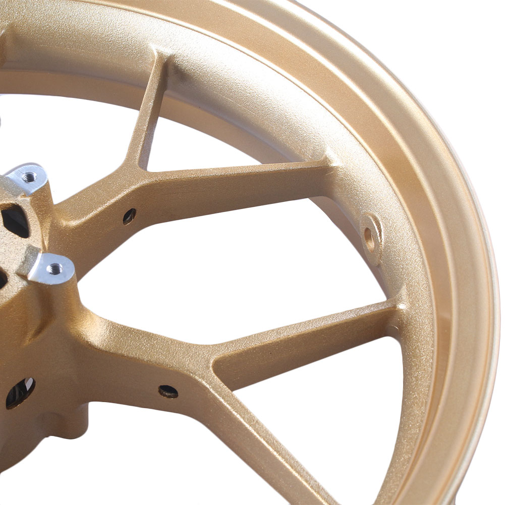 For Honda CBR1000RR 2012 2013 2014 2015 2016 2017 Motorcycle Front Wheel Rim /CBR 1000RR CBR1000 12 13 14 15 16 17 Aluminum Gold